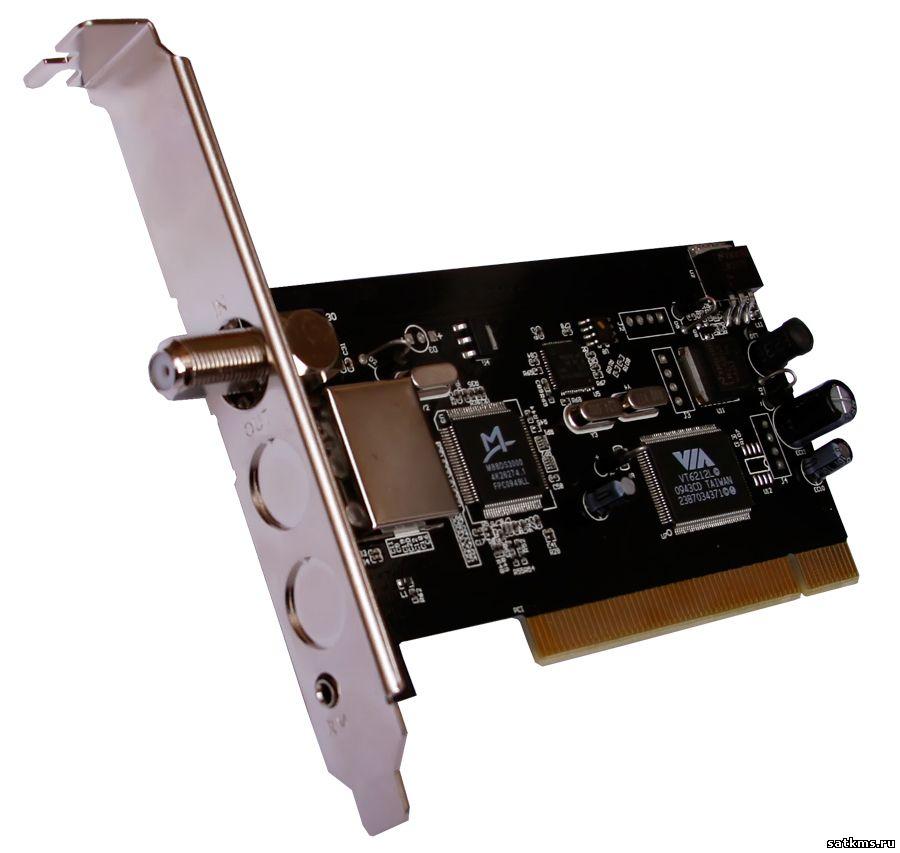 DVB-S плата для ПК X3M TV SPC1400HD
